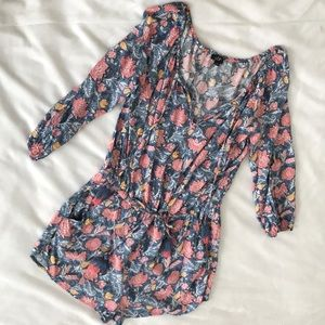 Floral Romper from LOFT